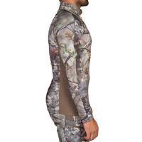 """Silts medību T krekls """"Actikam 500"""", brūna kamuflāža"""