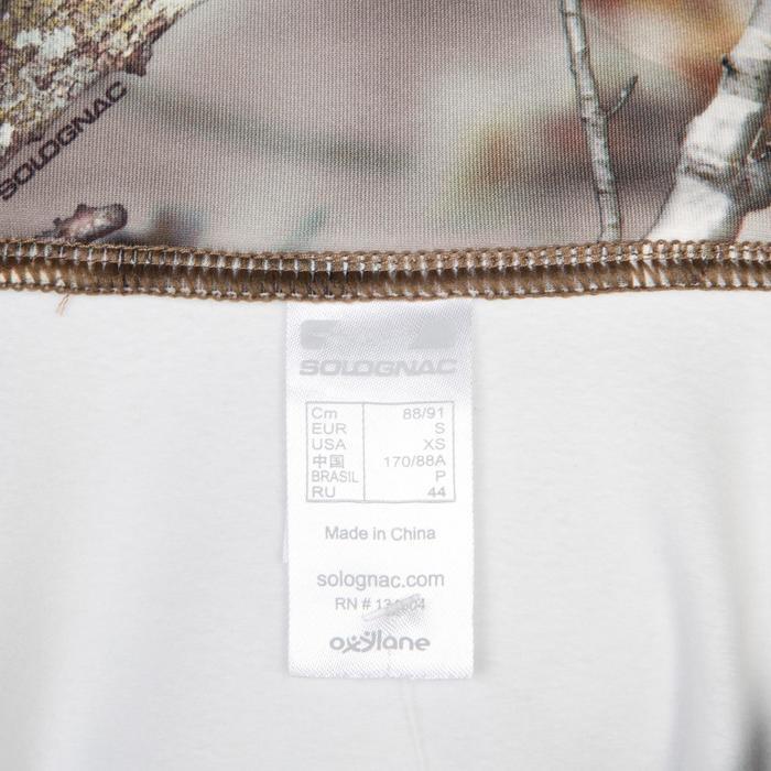 T-Shirt ACTIKAM 500 WARM - 372616