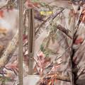 MASKOVACÍ OBLEČENÍ DO SUCHÉHO/DEŠTIVÉHO POČASÍ Myslivost a lovectví - FLEECOVÁ BUNDA 300 CAMO FORET SOLOGNAC - Myslivecké oblečení