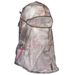 CAGOULE FILET MESH CHASSE 100 CAMOUFLAGE FORET