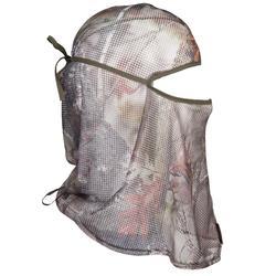 Volgelaatsmasker voor de jacht 100 boscamouflage