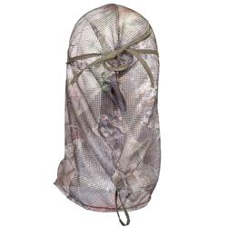 CAGOULE CHASSE FILET 100 CAMO FORET