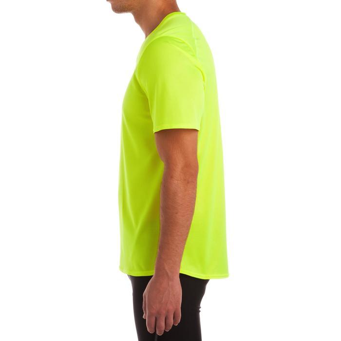 Tee shirt jogging jaune homme - 373659