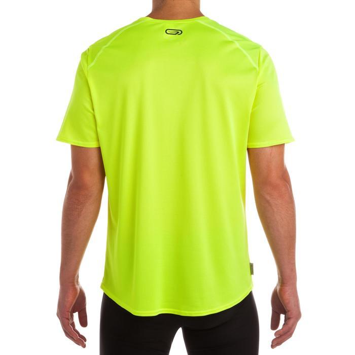 Tee shirt jogging jaune homme - 373662