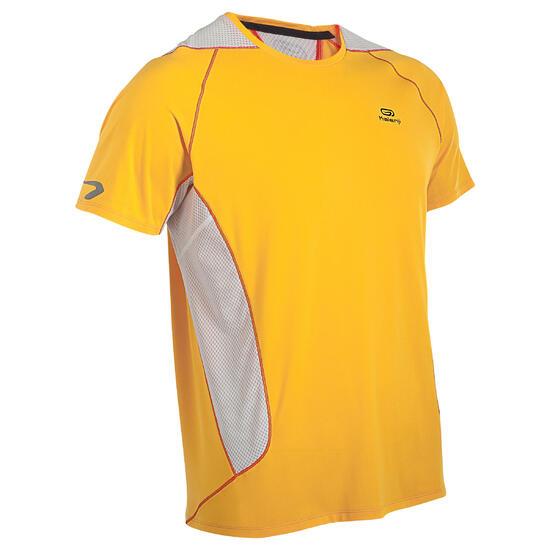 Hardloopshirt Korte Mouwen voor heren Elio - 373765