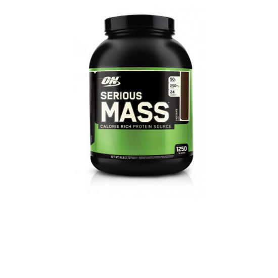 Optimum Nutrition Serious Mass chocolade 2,7 kg - 374066