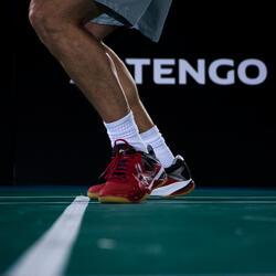 Badmintonschoenen / squashschoenen heren BS900 rood - 37407