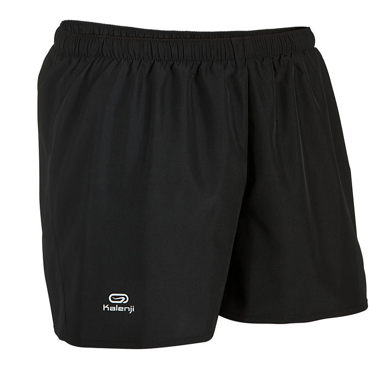 502cb6f016 Buy Ekiden Black Men Running Shorts Online India