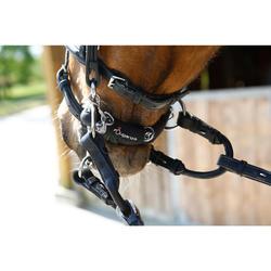 Alliances de pelham cheval et poney équitation noir