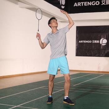 Herenshort Essentiel marineblauw 100 tennis/badminton/tafeltennis/padel/squash - 375957