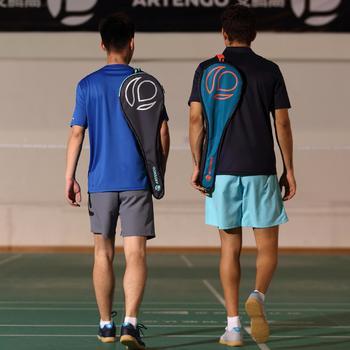 Herenshort Essentiel marineblauw 100 tennis/badminton/tafeltennis/padel/squash - 375997