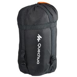 Funda de compresión de saco de dormir negro