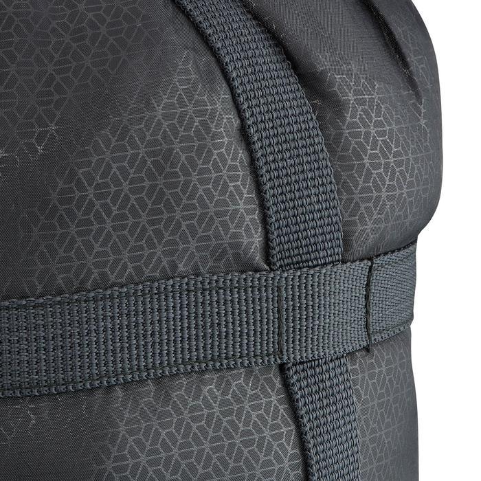 Housse de compression de sac de couchage noire - 376104