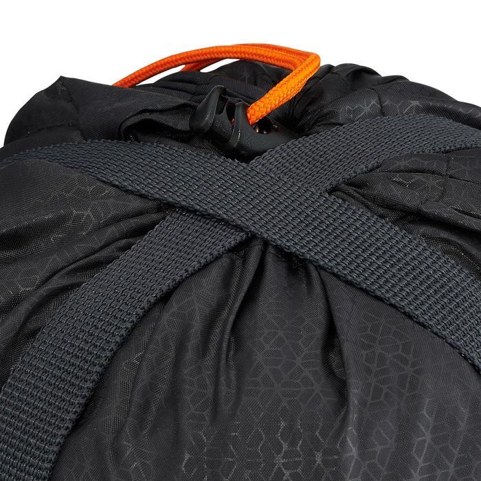 Housse de compression de sac de couchage noire - 376105