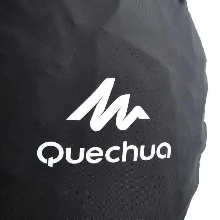 Funda Saco Dormir/Colchón Camping Quechua Negro