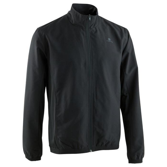 Fitness vest FJA100 voor heren, zwart