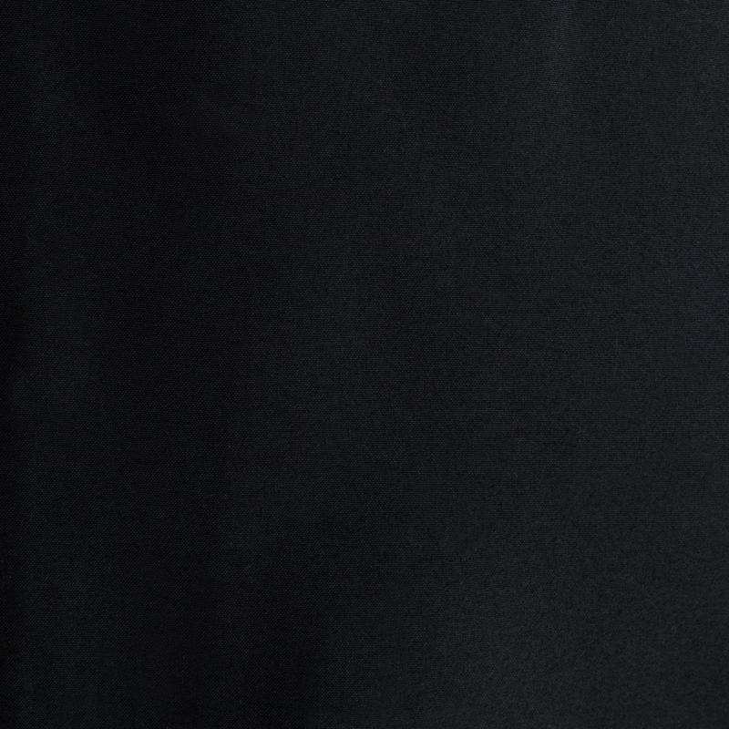 Men's Basic Fitness Tracksuit Jacket - Black