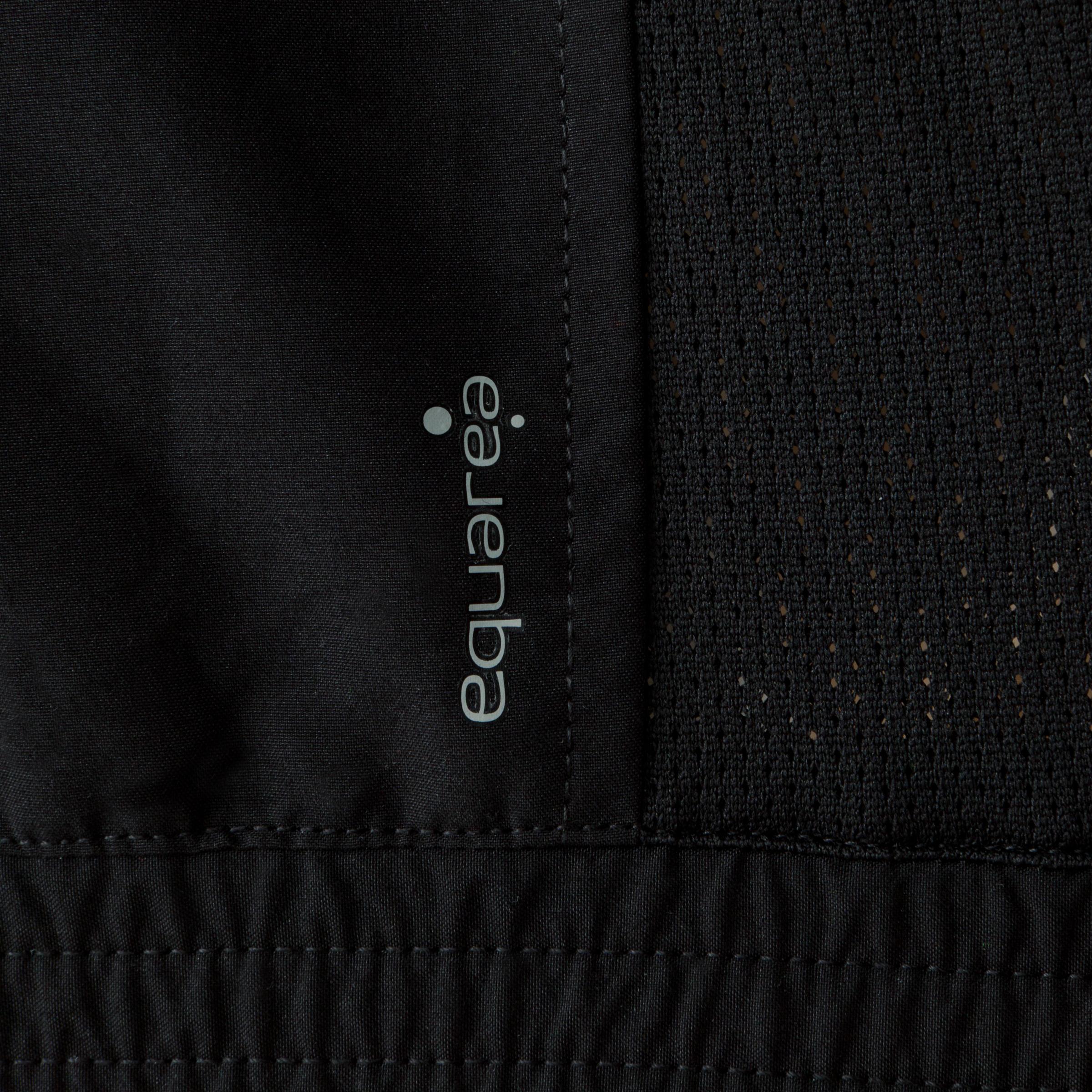 FJA 100 Cardio Fitness Tracksuit Jacket - Black