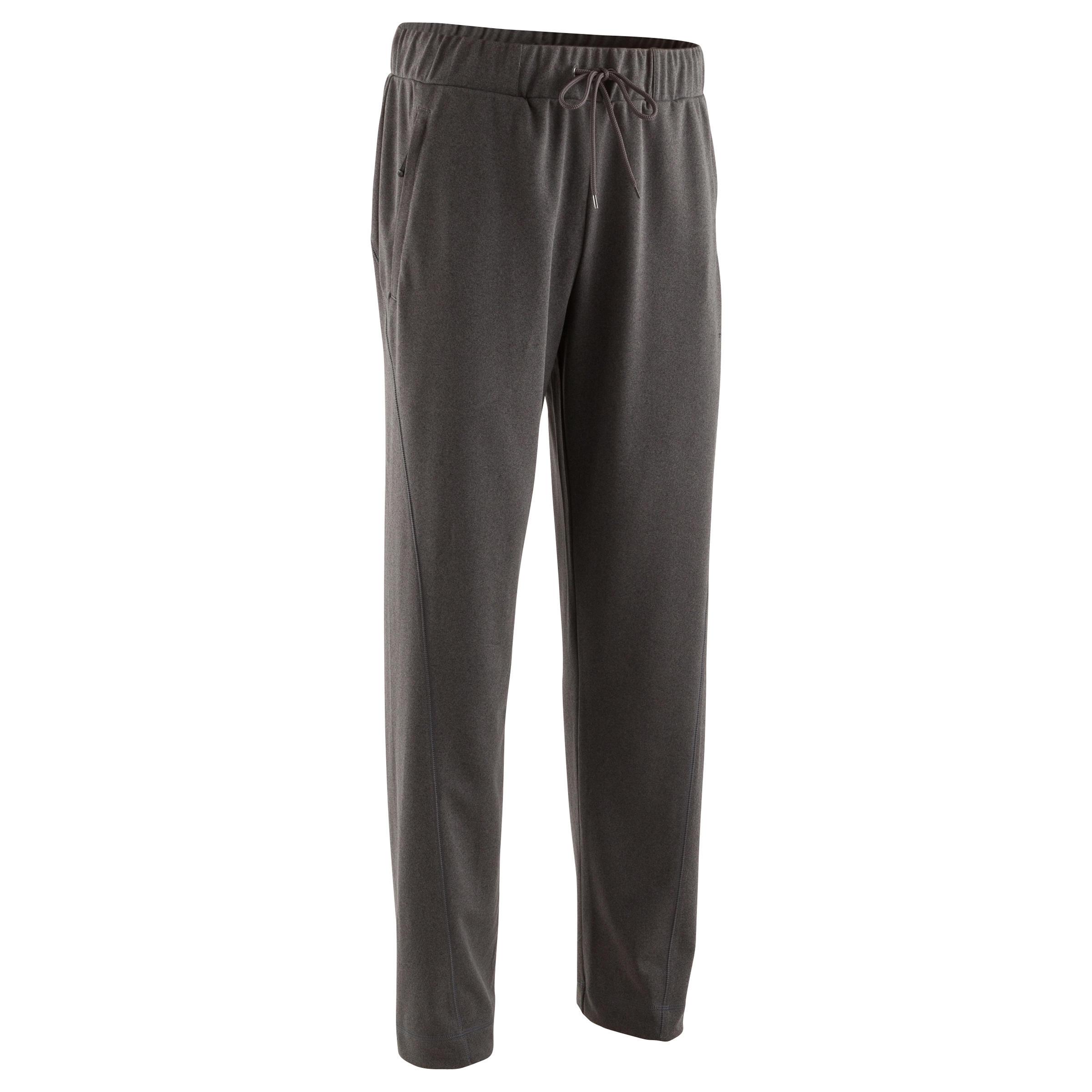 Pantalon yoga+ 900 homme gris