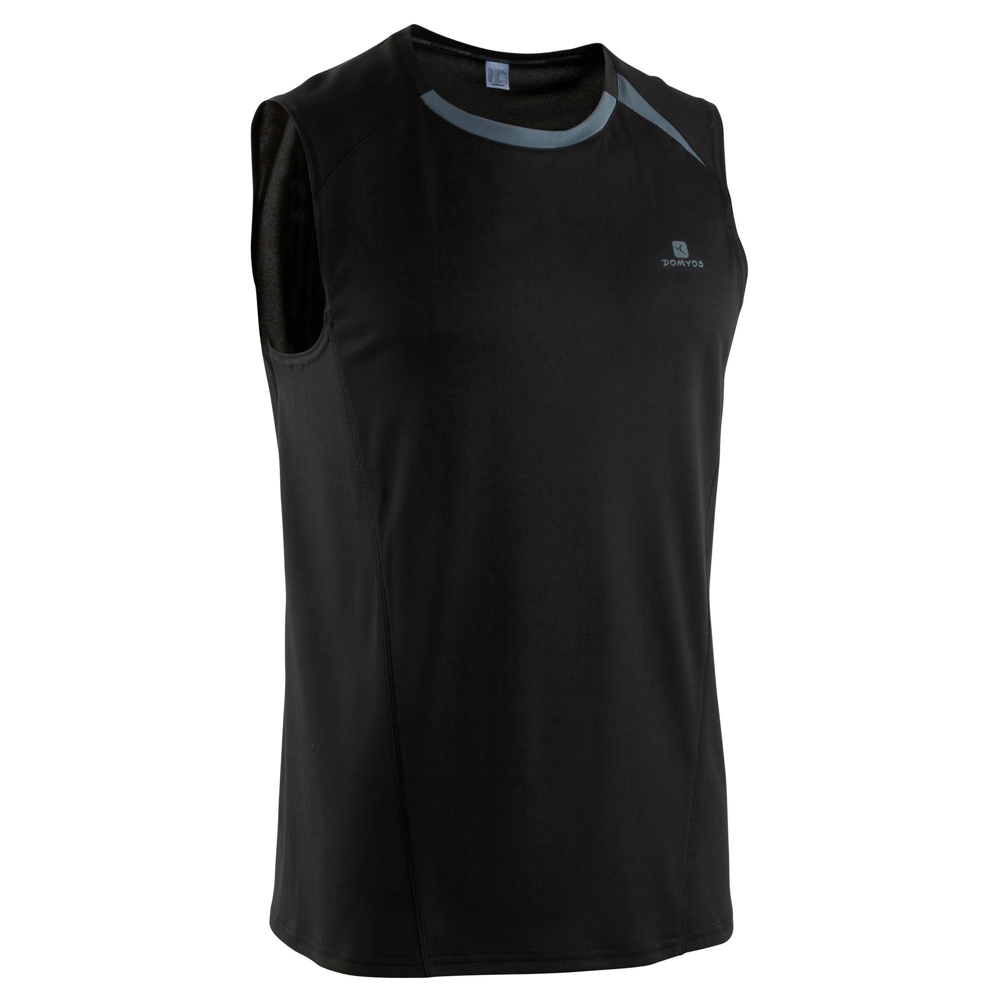 Vêtements fitness cardio-training homme  47c448402c0