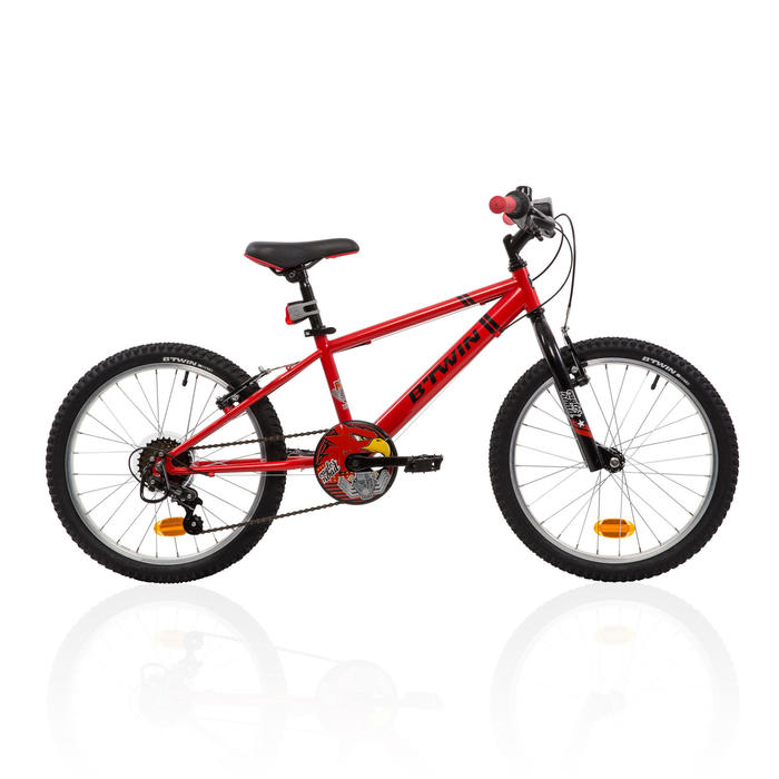 MTB Kinder 20 Zoll Racing Boy 320 rot