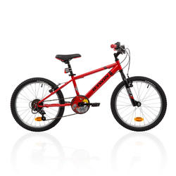 MTB kinderen Racingboy 320 20 inch 6-8 jaar rood