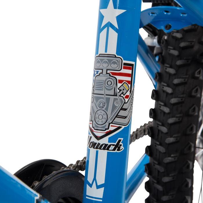 """MTB 20"""" Racing Boy 320 Kinder blau"""