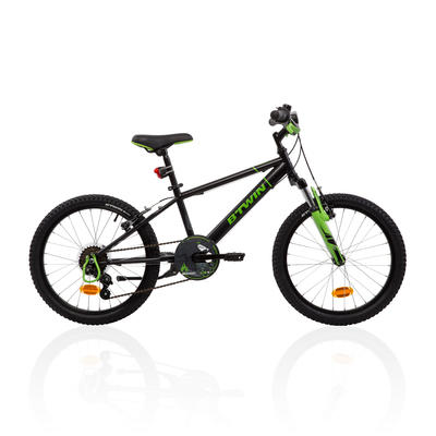Racingboy 500 Kids' 20-Inch Mountain Bike 6-9 Years