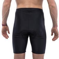 300 Bibless Cycling Shorts - Black
