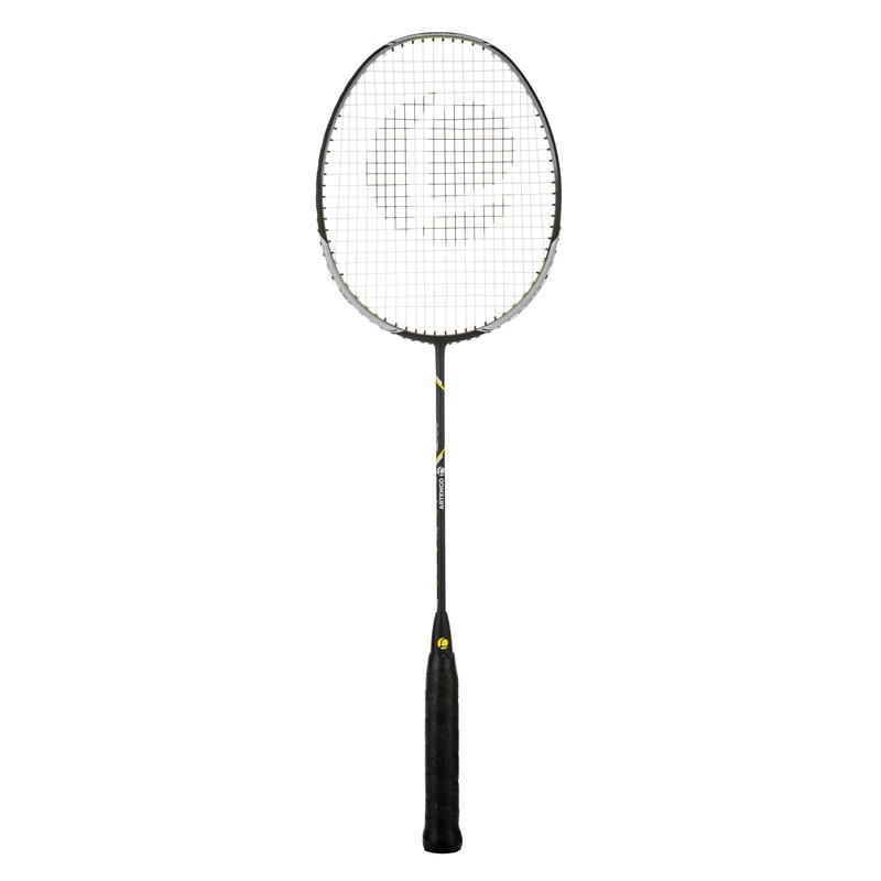 ADULT BADMINTON RACKET BR800 - BLACK YELLOW 8f07c459ca6db