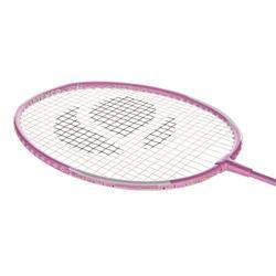 Badmintonschläger BR700 Kinder rosa