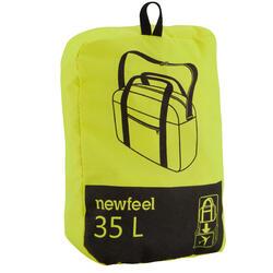 Opvouwbare handbagagetas Duffle 35 liter - 378299