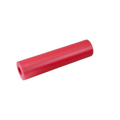 مرتبة / سجادة Fitness 100 لتمارين اللياقة البدنية - لون أحمر