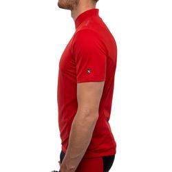 Fietsshirt korte mouwen heren 300 - 379544