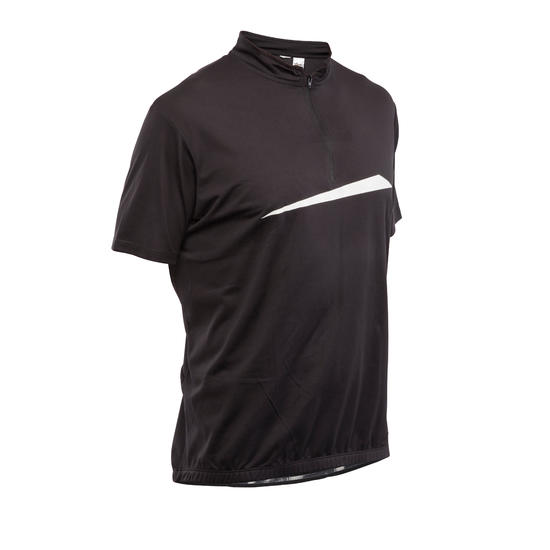 Fietsshirt korte mouwen heren 300 - 379579