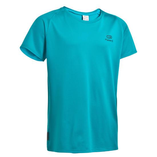T-shirt Run Dry voor kinderen, voor hardlopen - 380640