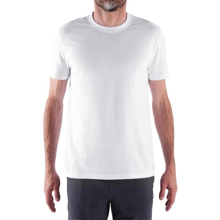 T-Shirt zum Personalisieren, weiß