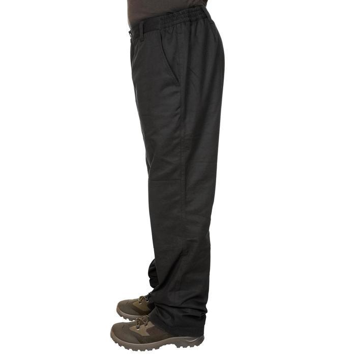 Pantalón Caza Solognac Bgp 100 Calido Negro