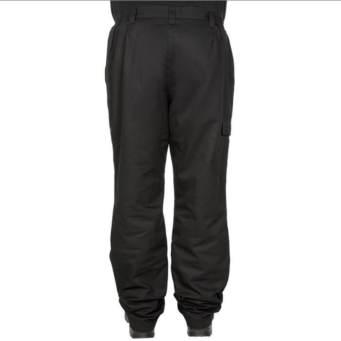 Pantalón caza 100 negro