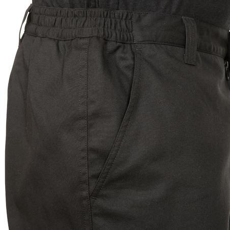 100 Warm Hunting Trousers - Black