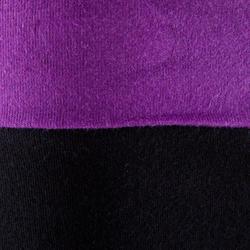 Yogashort in katoen uit biologische teelt, voor dames - 381321