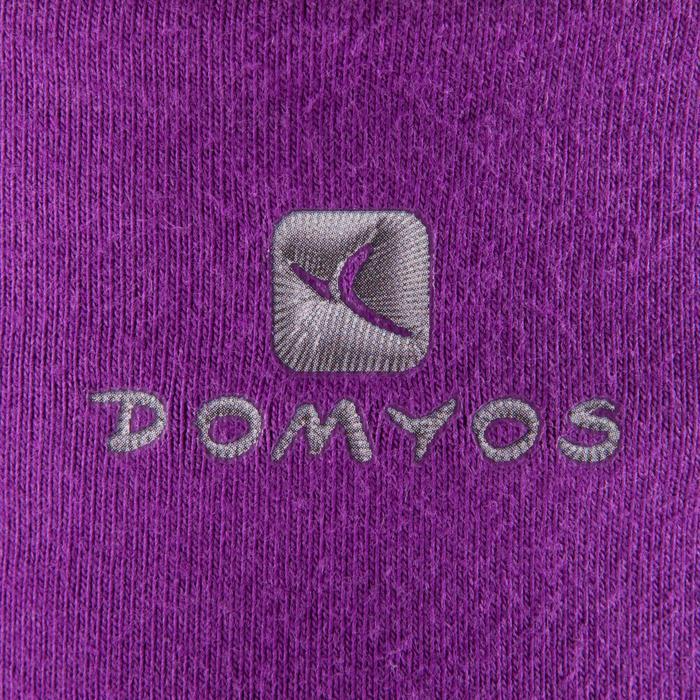 Short yoga doux femme coton issu de l'agriculture biologique - 381322