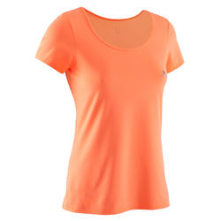 Fitness T-shirt Energy voor dames - 381357