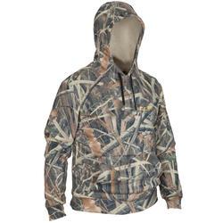 Jachtsweater Sibir 300 camouflage moeras