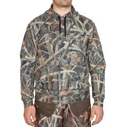 Jachtsweater Sibir 300 camouflage moeras - 382137