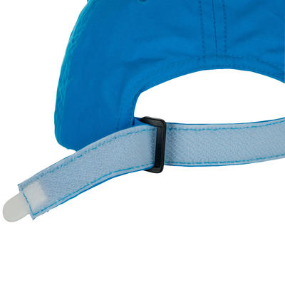 TC 100 Kids' Racket Sports Cap - Blue