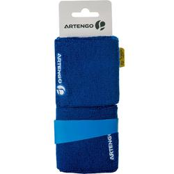 Tennis Absorbent Wristband - White