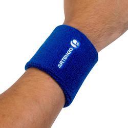 吸汗網球護腕-藍色