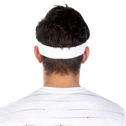 Zweetband voor racketsporten - 382268