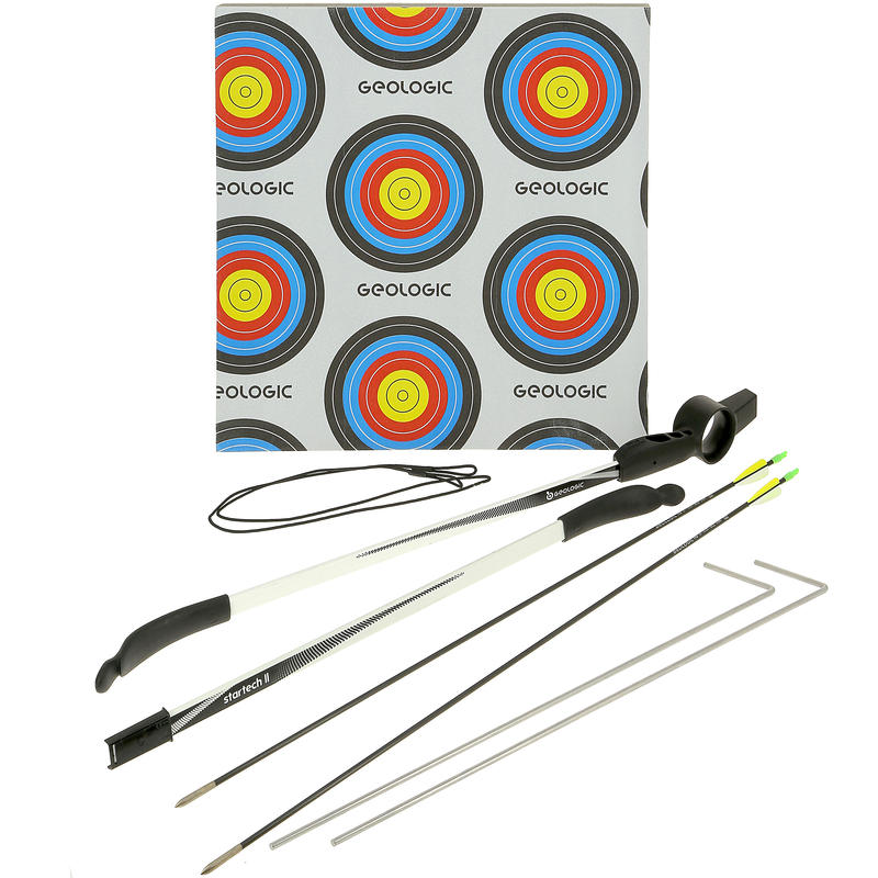 Archery Set Discovery 100-Steel